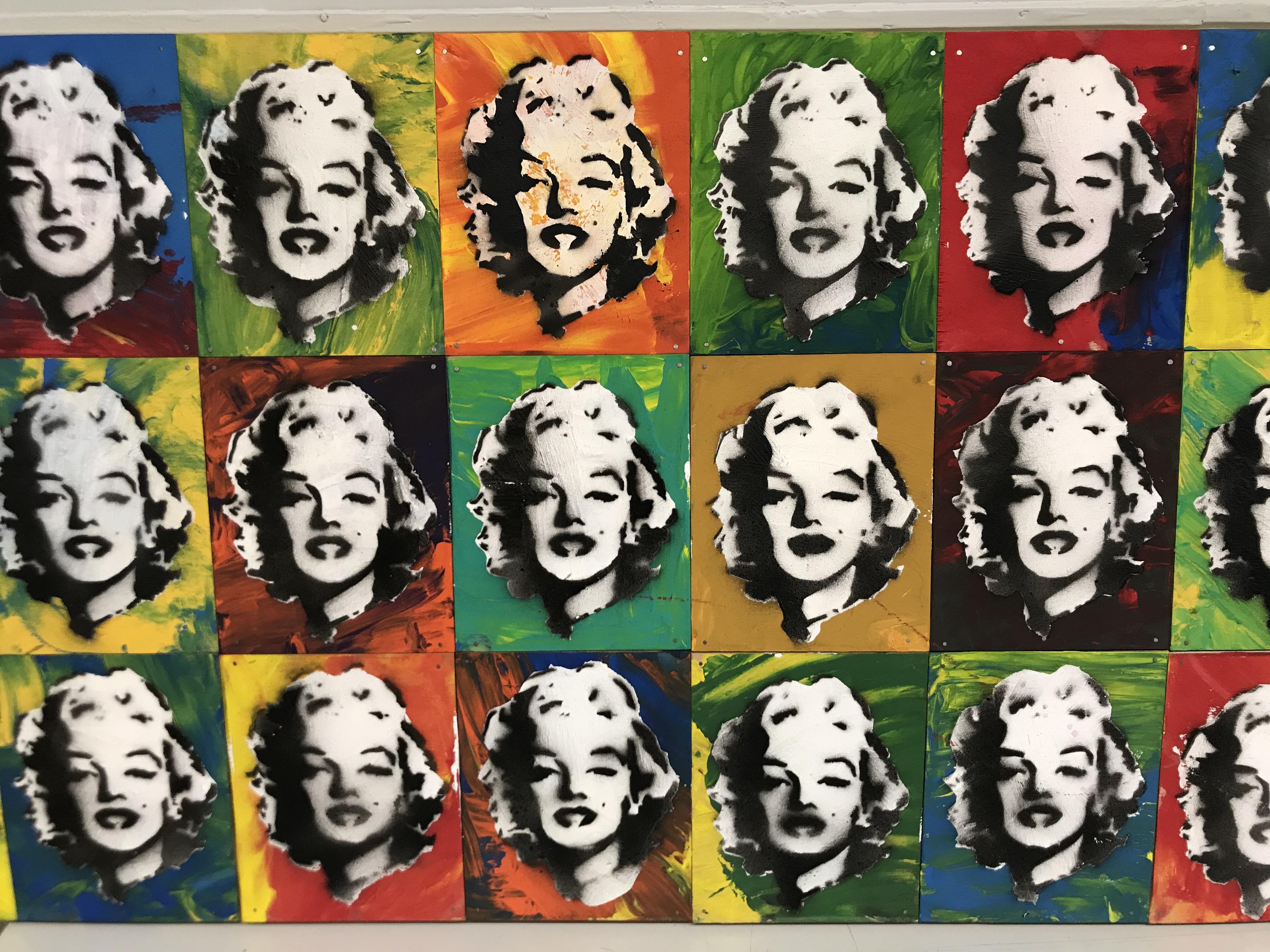 à la Andy Warhol